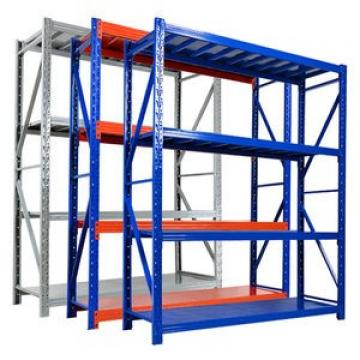 Steel Q235 Warehouse Shelve with Wire Mesh for Sales
