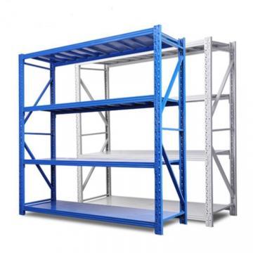 Storage Systems Steel Longspan Warehouse Industrial Shelving
