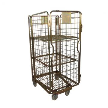 High Quality Cold Rolling Medium Duty Storage Racking Longspan Shelving