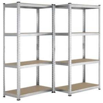 NSF & BSCI Certificate 350kgs Heavy Duty Garage Storage Chrome Metal Wire Shelving Factory Since 1996