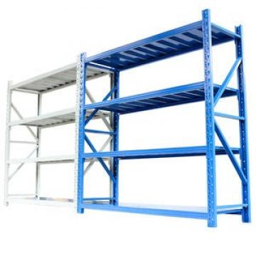 Heavy Duty Steel Mezzanine Shelving for Industrial Warehouse Storage