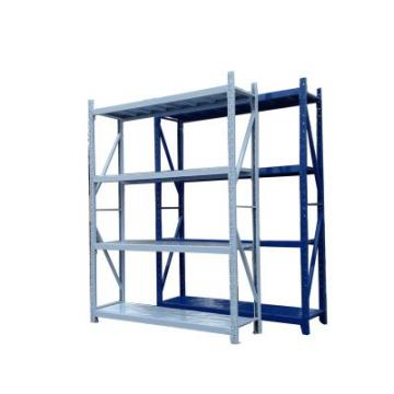 Modern Chrome Slanted Display Book Storage Shelf (CJ-B1119)