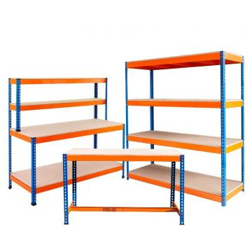 5 Tier Wire Shelving Unit Large Steel Commercial Grade Layer Rack for Kitchen Storage