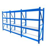 Office Depot Stationery Work Clothes and Sundries Storage Rack Rolling Steel Wire Shelf