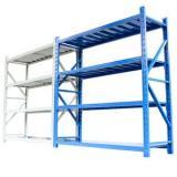 Heavy Duty Steel Mezzanine Shelving for Industrial Warehouse Storage